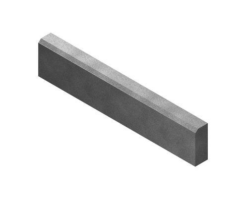 БР 100.20.8 вибропрессованый серый